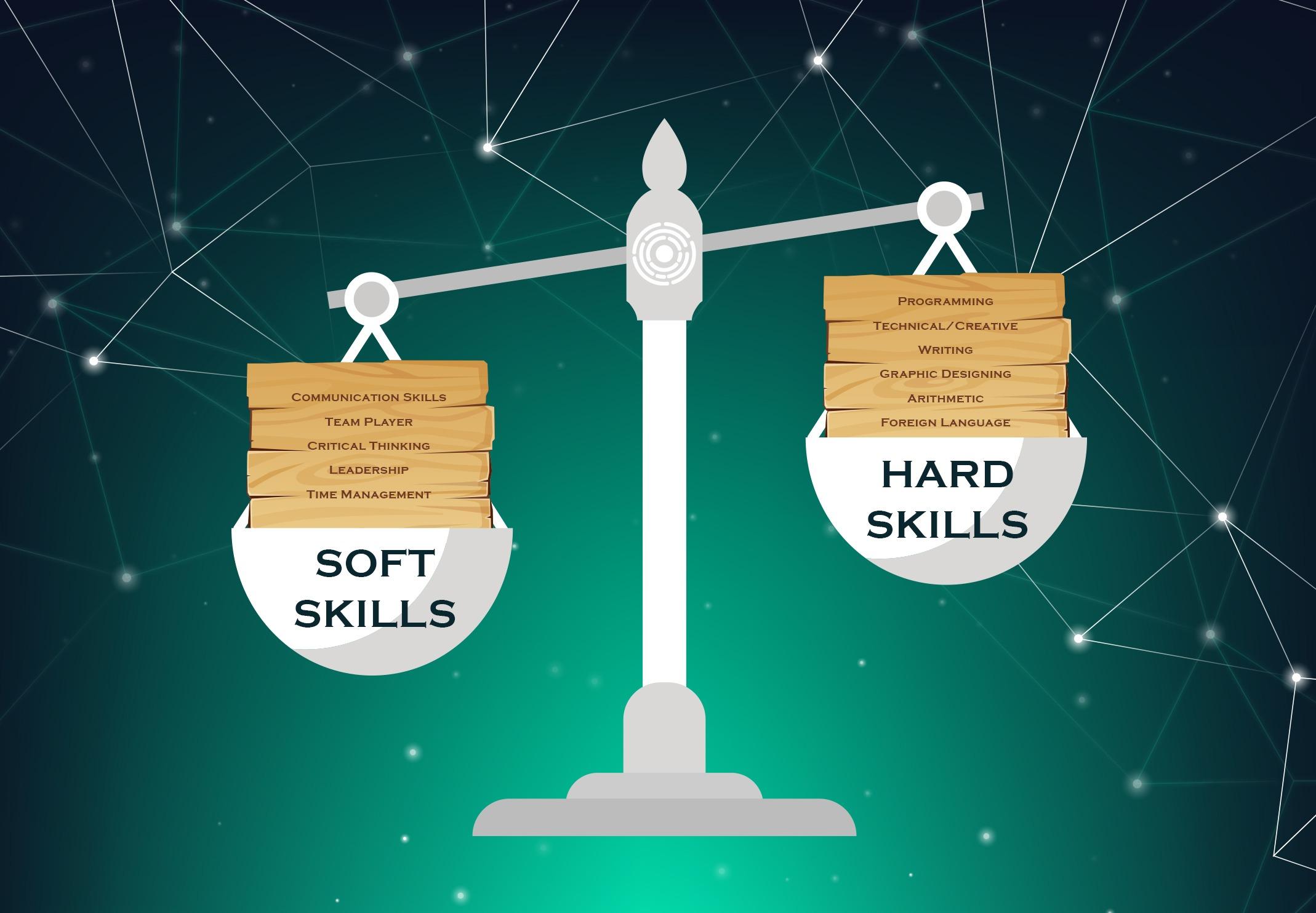 Что такое hard и soft skills? В чем разница и что важнее